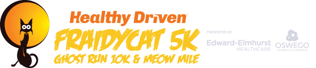 Healthy Driven Fraidy Cat 5k – Oswego, Illinois